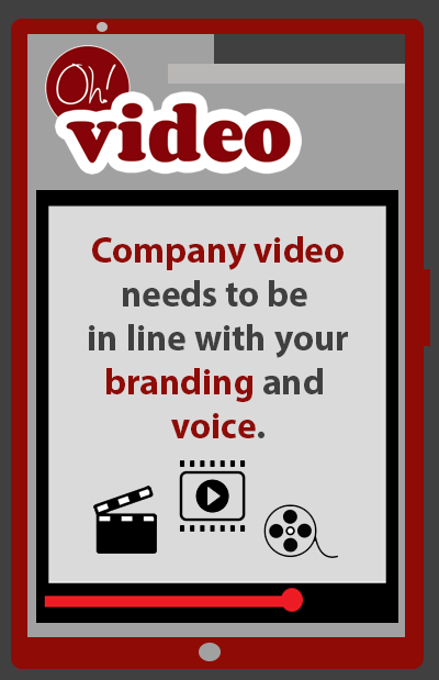 video production and company branding tips