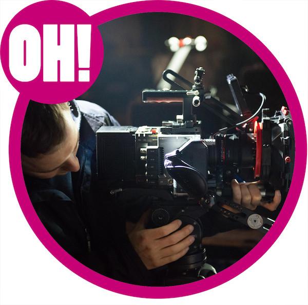 corporate video shoot in Sheffield