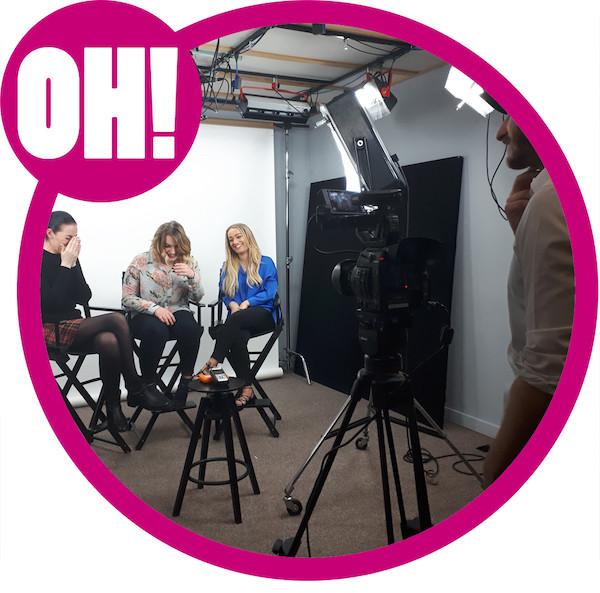 video shoot in Leeds
